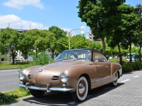 '56 VW K.GHIA COUPE
