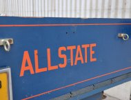 "'58 SEARS ""ALLSTATE""  WOOD TRAILER:5"
