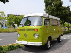 "'77 VW TYPE-Ⅱ  WESTFALIA ""AUTOMATIC"""