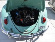 "'62 VW TYPE-Ⅰ BEETLE ""Wow ! Unbelievable"":12"