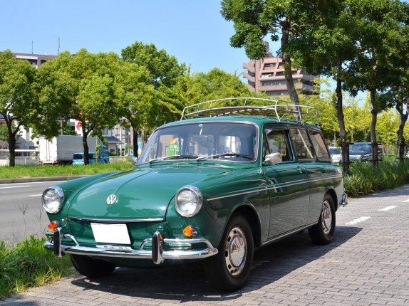 "'69 VW TYPE-Ⅲ バリアント AUTOMATIC ""クーラー付"""