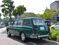 "'69 VW TYPE-Ⅲ バリアント AUTOMATIC ""クーラー付"":2"