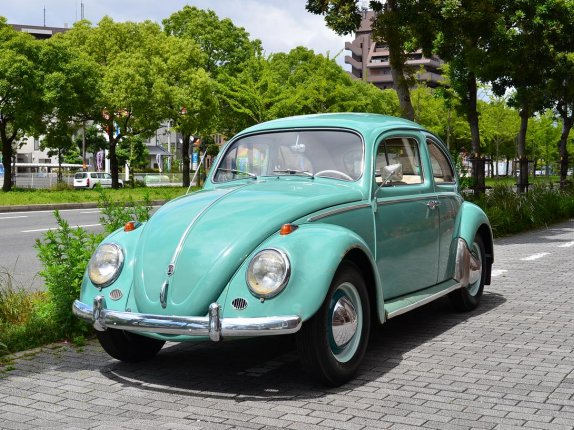 "'62 VW TYPE-Ⅰ BEETLE ""Sweden Model"""