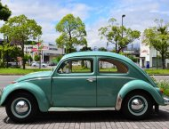 "'62 VW TYPE-Ⅰ BEETLE ""Sweden Model"":1"