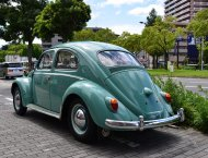 "'62 VW TYPE-Ⅰ BEETLE ""Sweden Model"":2"