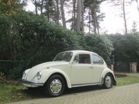 "'68 VW TYPE-Ⅰ BEETLE ""Sweden Model"""