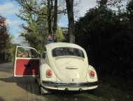 "'68 VW TYPE-Ⅰ BEETLE ""Sweden Model"":5"