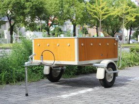 "'73 WESTFALIA TRAILER ""Essen"""