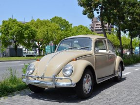 "'66 VW TYPE-Ⅰ BEETLE ""SLIDING ROOF"""