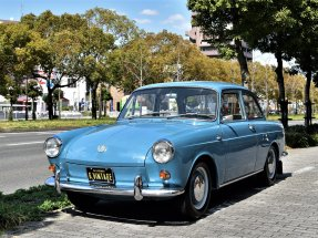 "'62 VW TYPE-Ⅲ Notchback ""Sweden Model"""