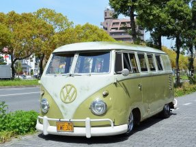 '60 VW TYPE-Ⅱ11W STANDARD MICRO BUS