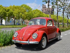 "'66 VW TYPE-Ⅰ BEETLE ""Sweden Model"""