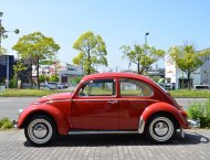"'66 VW TYPE-Ⅰ BEETLE ""Sweden Model"":1"