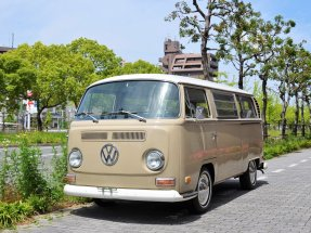 '70 VW TYPE-Ⅱ Bay Window DELUXE