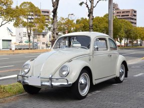 "'63 VW TYPE-Ⅰ BEETLE ""Survivor"""