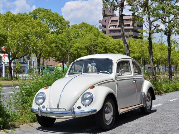 "'63 VW TYPE-Ⅰ BEETLE ""Sweden Model"""