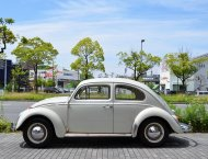 "'63 VW TYPE-Ⅰ BEETLE ""Sweden Model"":1"