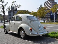 "'63 VW TYPE-Ⅰ BEETLE ""Sweden Model"":2"
