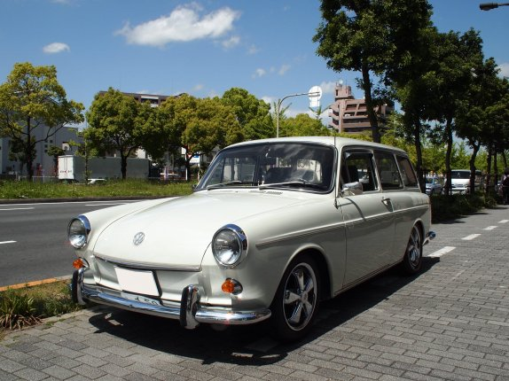 '69 VW TYPE-Ⅲ バリアント AUTOMATIC