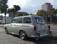 '69 VW TYPE-Ⅲ バリアント AUTOMATIC:2