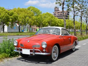 '61Y VW KARMANN GHIA COUPE