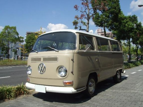 '69 VW TYPE-Ⅱ Bay Window DELUXE