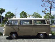 '69 VW TYPE-Ⅱ Bay Window DELUXE      :1