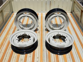 "Stock Wheels for TYPE-Ⅱ'55~'63 ""15inch"""