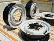 "Stock Wheels for TYPE-Ⅱ'55~'63 ""15inch"":2"