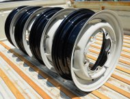 "Stock Wheels for TYPE-Ⅱ'55~'63 ""15inch"":4"