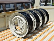 "Stock Wheels for TYPE-Ⅱ'55~'63 ""15inch"":5"