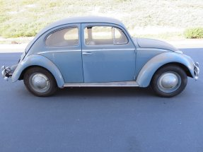 "'59 VW TYPE-Ⅰ BEETLE ""Barn Find"""