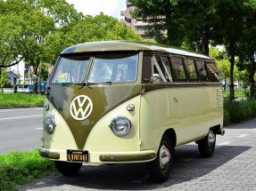 '58 VW TYPE-Ⅱ11W STANDARD MICRO BUS