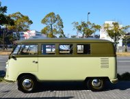'58 VW TYPE-Ⅱ11W STANDARD MICRO BUS:1