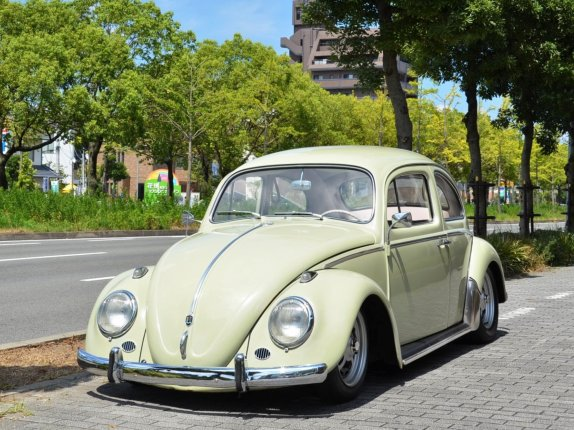 "'60 VW TYPE-Ⅰ BEETLE ""Sweden Model"""