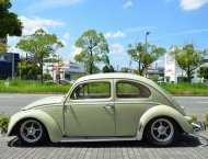 "'60 VW TYPE-Ⅰ BEETLE ""Sweden Model"":1"