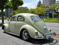 "'60 VW TYPE-Ⅰ BEETLE ""Sweden Model"":2"