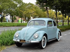 "'57 VW TYPE-Ⅰ BEETLE ""Pan Off Restored"""