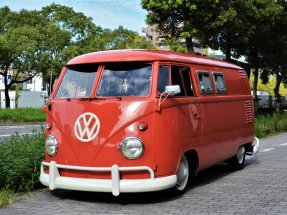 '61 VW TYPE-Ⅱ PANEL VAN