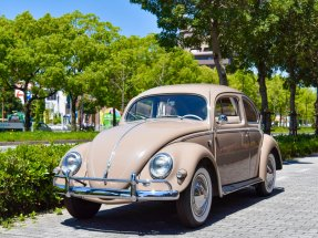 "'56 VW TYPE-Ⅰ BEETLE ""OVAL Window"""
