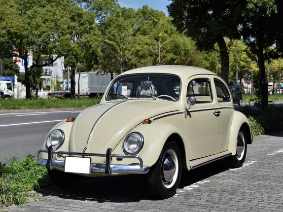 "'64 VW TYPE-Ⅰ BEETLE  ""SLIDING ROOF"""