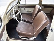 "'64 VW TYPE-Ⅰ BEETLE  ""SLIDING ROOF"":5"