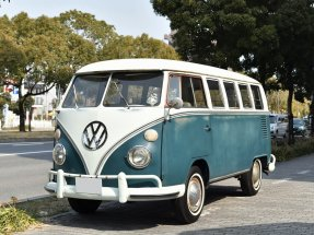 '65 VW TYPE-Ⅱ13WINDOW DELUXE