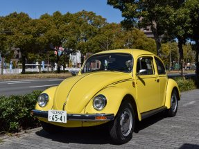 "'75Y VW TYPE-ⅠBEETLE / 1200LS ""SLIDING ROOF"""