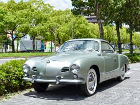 '57 VW KARMANN GHIA COUPE