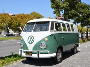 '65 VW TYPE-Ⅱ11W STANDARD MICRO BUS