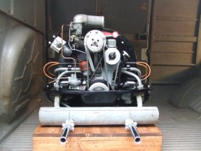 1192cc Engine W/JUDSON SUPER CHARGER
