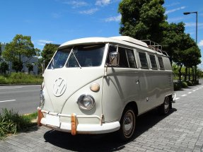 '67 VW TYPE-ⅡWESTFALIA POP TOP