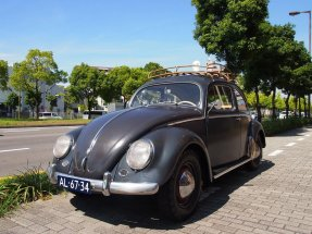"'53 VW TYPE-Ⅰ BEETLE "" The First Period """